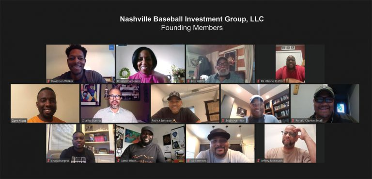 Music City Baseball Gains Investment from Inclusion Fund Established by Nashville African American Leaders