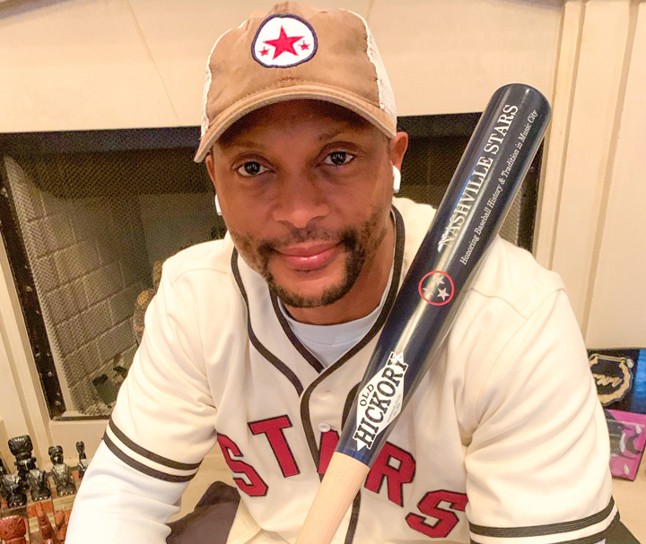 Titans great Eddie George joins effort to bring Major League Baseball to Nashville