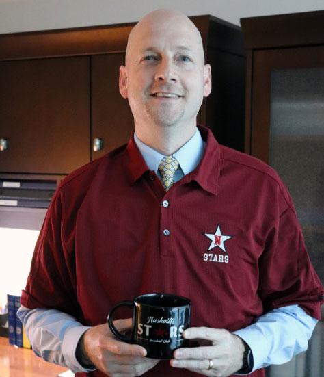 Citizen Spotlight: Commissioner Brad Turner