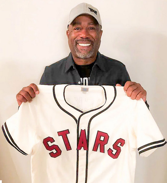 Darius Rucker Joins Push For Nashville MLB Team