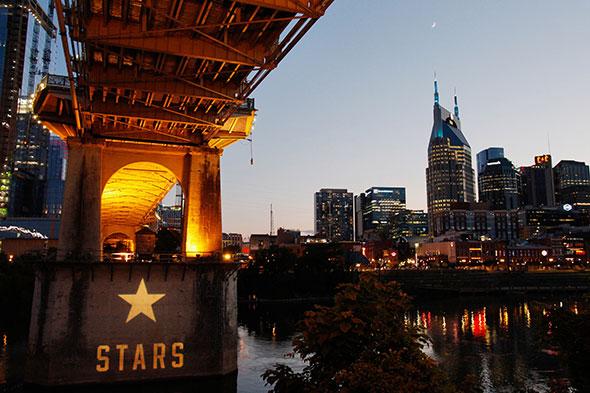 Nashville Stars Bridge