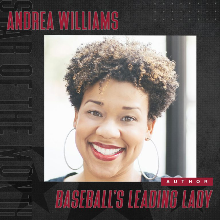 February 2021 Star Of The Month: Andrea Williams