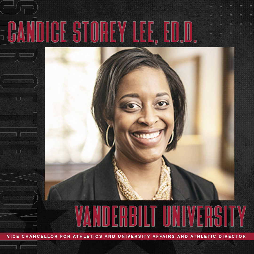 March 2021 Star Of The Month Candice Storey Lee, ED.D.