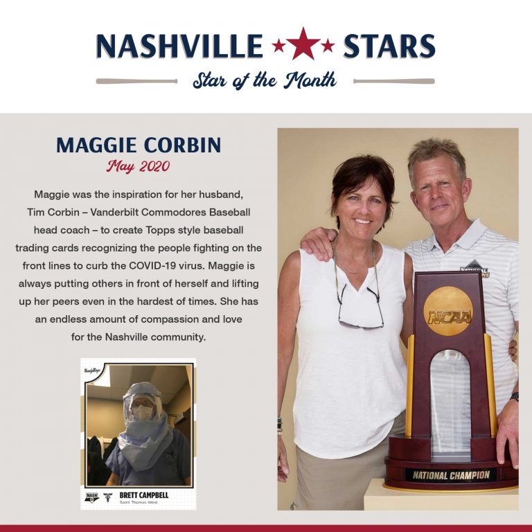 May 2020 Star Of The Month: Maggie Corbin