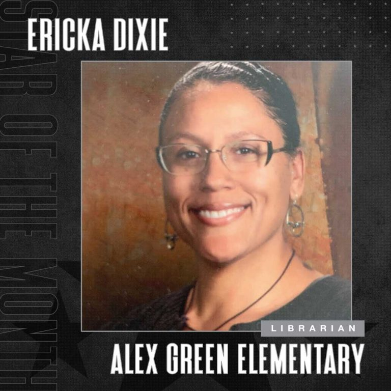 Read more about the article May 2021 Star Of The Month Ericka Dixie