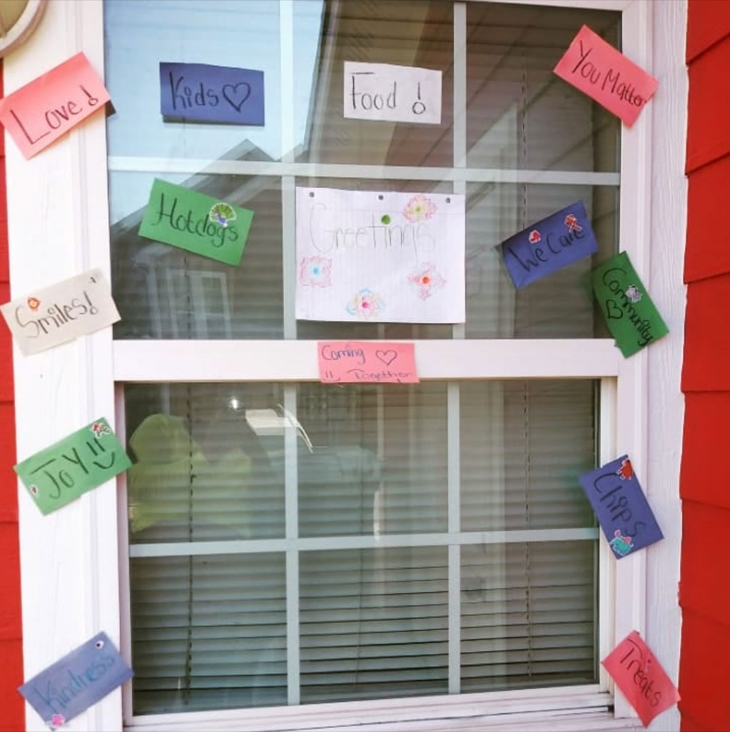 Shelf - Window
