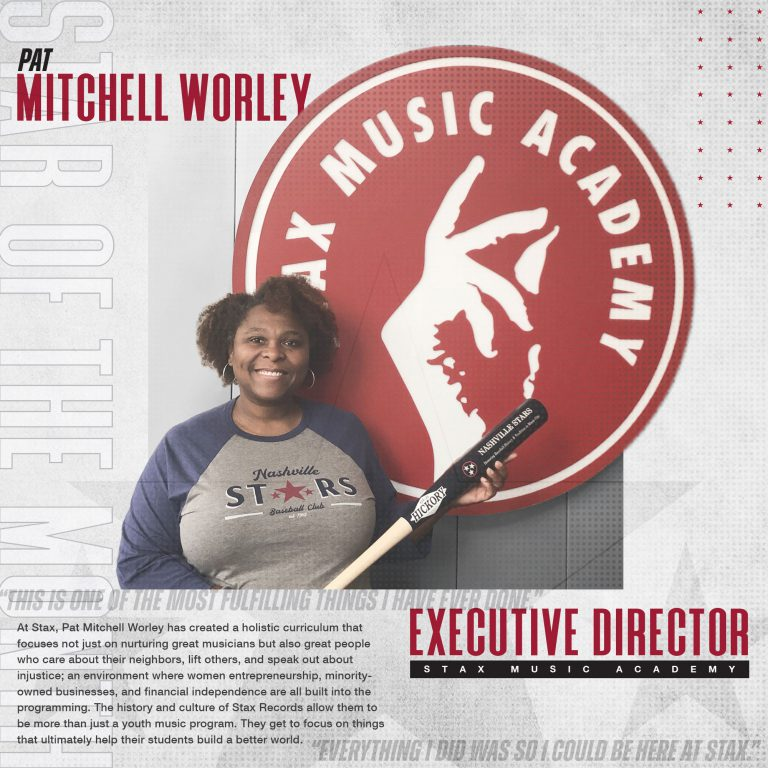 July 2020 Star Of The Month: Pat Mitchell Worley